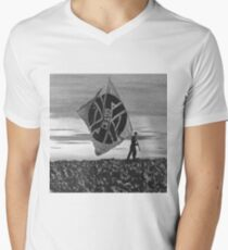 Crass Men's V-Neck T-Shirt