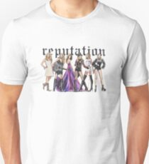 reputation  Unisex T-Shirt