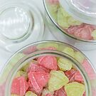 Christmas Mix - Heller & Strauss Tutti Frutti Fruit Flavored Candies - Made In Germany by © Sophie W. Smith