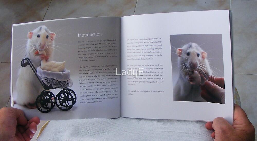Ellen´s wonderful book - The Rat Pack by LadyE