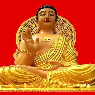 BUDDHA by planetterra