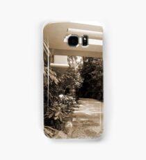 Mill Run, PA: Falling Water Samsung Galaxy Case/Skin