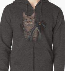 Daryl Dixon Cat Kapuzenjacke