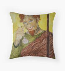 Saint James the Great Throw Pillow