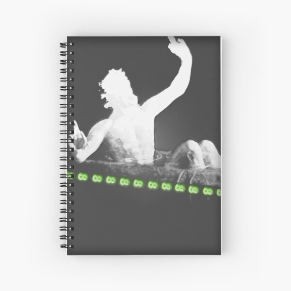 Aha! Infinite Eureka! Spiral Notebook
