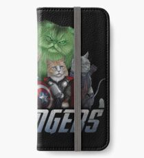 The Catvengers iPhone Wallet/Case/Skin