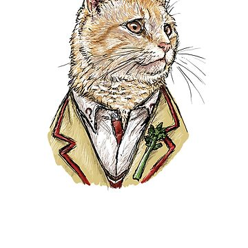 5th Doctor Mew by jennyparks