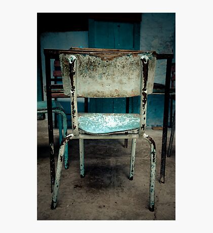 Have a Seat 5. Photographic Print