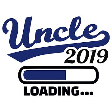 Uncle 2019 loading by Designzz