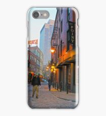 Boston, MA: Feneuil Marketplace iPhone Case/Skin
