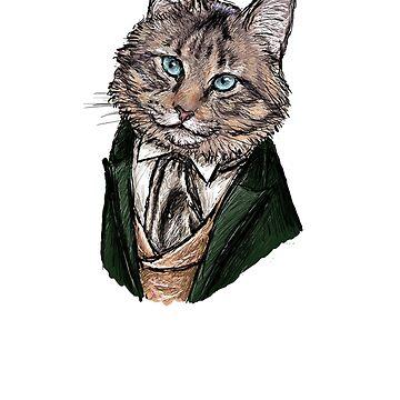 8th Doctor Mew by jennyparks