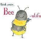Bee-utiful by Elvedee