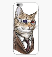 10. Doktor Mew 3D-Brille iPhone-Hülle & Cover