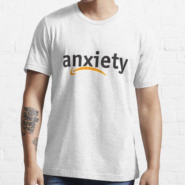 Anxiety Amazon Logo Essential T-Shirt
