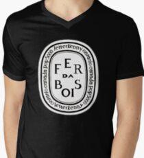 Ferda Bois, Bro T-Shirt mit V-Ausschnitt