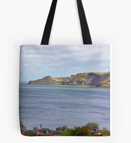 Runswick Bay Tote Bag