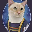 13th Doctor Mew by Jenny Parks