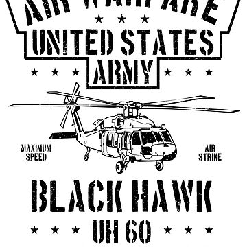 Air Warfare Black Hawk UH 60 by Deadscan