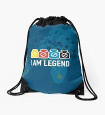 Pandemia Legend Drawstring Bag