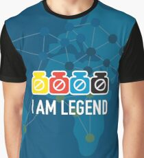 Pandemia Legend Graphic T-Shirt