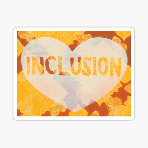 Inclusion Sticker