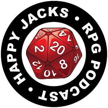 Happy Jacks RPG Logo by happyjacksrpg