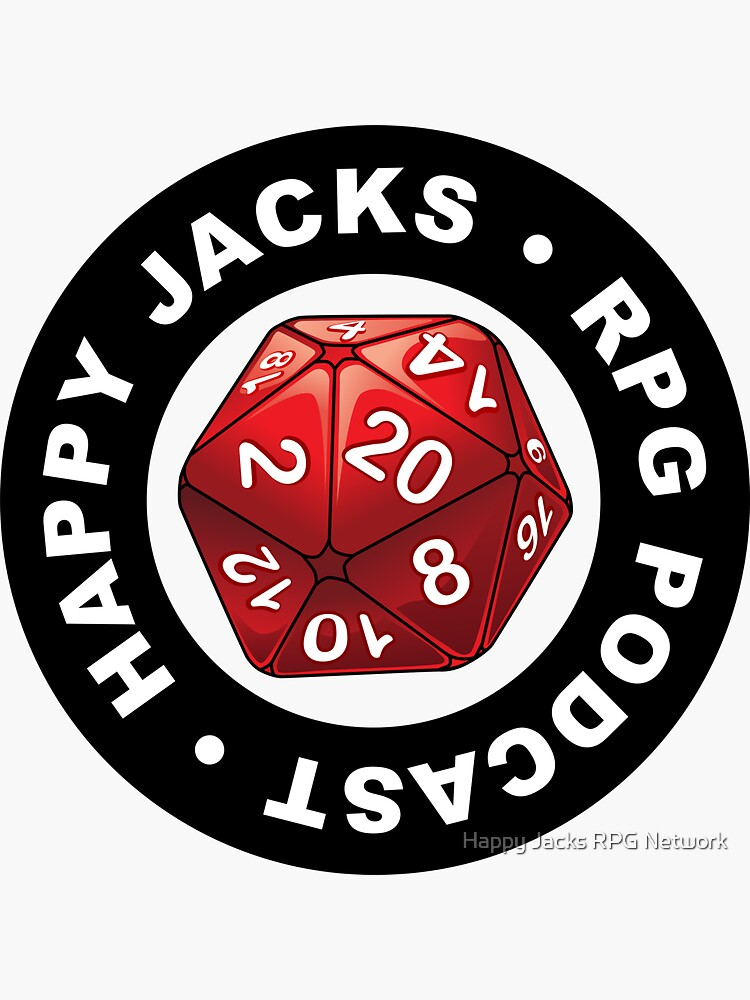 Happy Jacks RPG Logo by happyjacksrpg