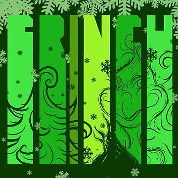 Green Christmas Who by Katastra