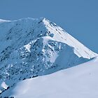 Winter Mountains in Glacier Blue - Alaska by AlsknMommaBear2