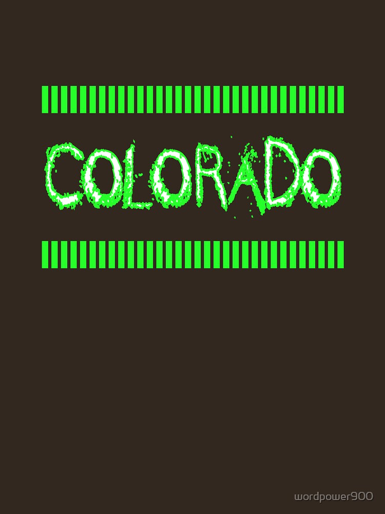 Colorado by wordpower900