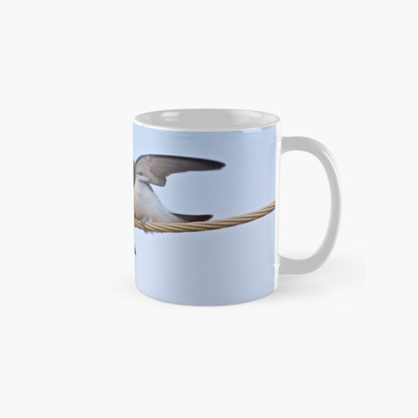 NT ~ SWALLOW ~ White-breasted Woodswallow by David Irwin ~ WO Classic Mug