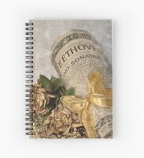 Beethoven's Gift . . . Spiral Notebook