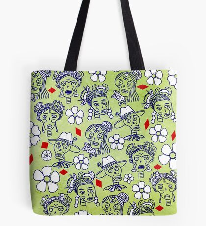 I Want Your Skull Tote Bag