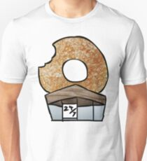 The 'Real' Donut Store. Unisex T-Shirt