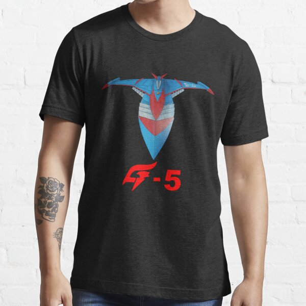 Battle of the Planets & Gatchaman God Phoenix G-5 Essential T-Shirt