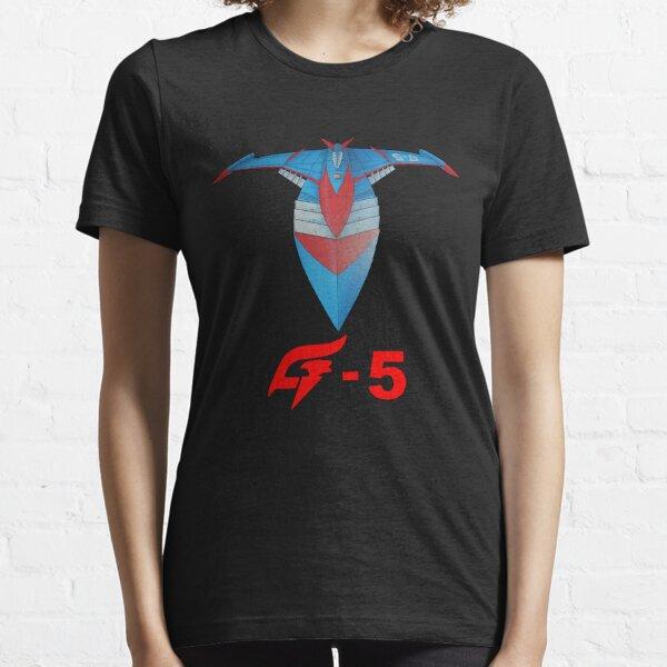 Battle of the Planets & Gatchaman God Phoenix G-5 Essential T-Shirt