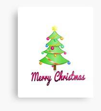 merry christmas-Happy holidays Metal Print