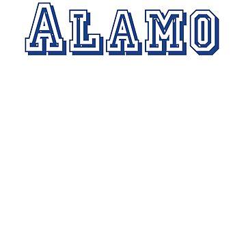Alamo by CreativeTs