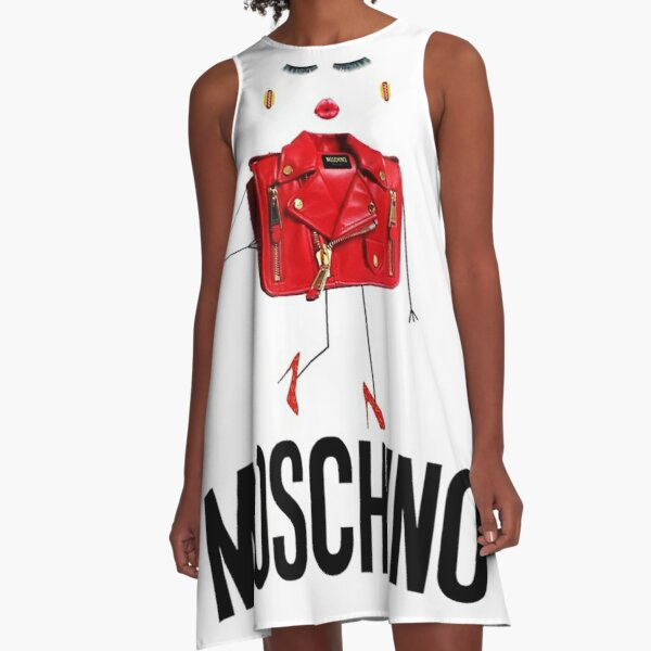 Moschino Fashions A-Line Dress