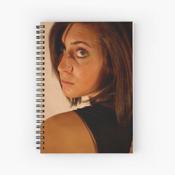 Backwards Vison. Spiral Notebook