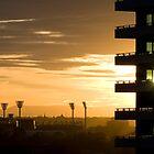 MCG Sunrise  by Frank Moroni