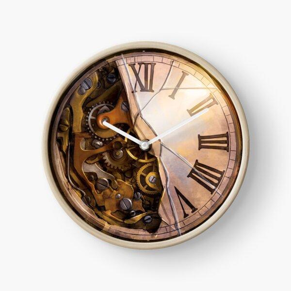 Steampunk Clock (Produit Horloge uniquement) Horloge