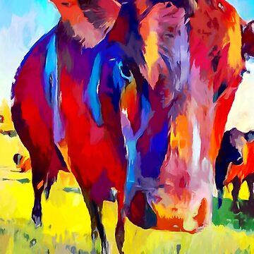 Red Angus by ChrisButler