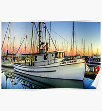 Cape Cleare ~ Port Townsend, WA ~ HDR Series Poster