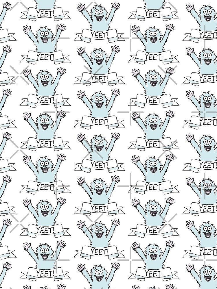 If a Yeti yeets, is it a Yeeti? by AdrienneBody