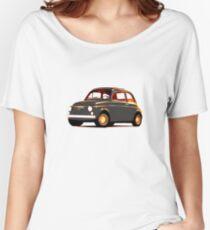 Original Fiat 500: morning glow Women's Relaxed Fit T-Shirt