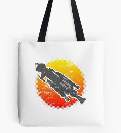 Space IX Hawk Mark Interceptor 1999 Soar Light Tote Bag