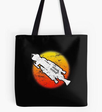 Space IX Hawk Mark Interceptor 1999 Soar Dark Tote Bag