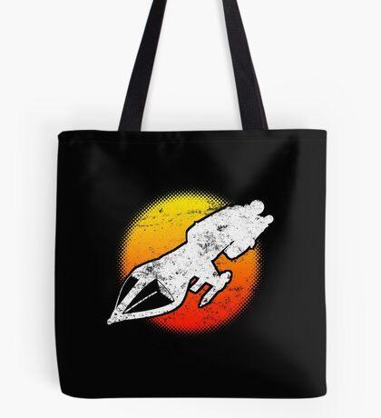 Space IX Hawk Mark Interceptor 1999 Dive Dark Tote Bag