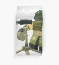 Tachanka Roblox Duvet Cover